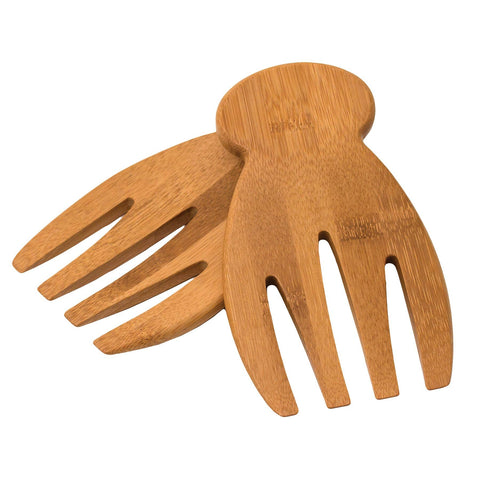 Salad Hands | All Natural Bamboo Wood