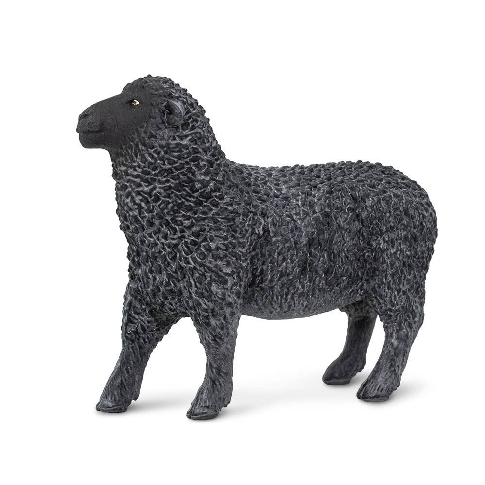Black Sheep Toy/Figurine BPA Free