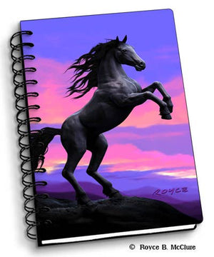 Stallion 3D Notebook | Made in the USA