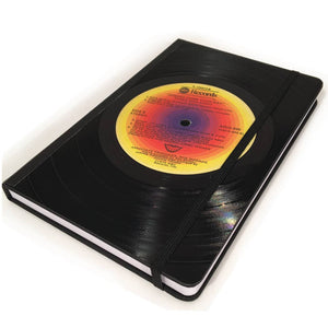 Large LP Vinyl Record Journal- Country Artists