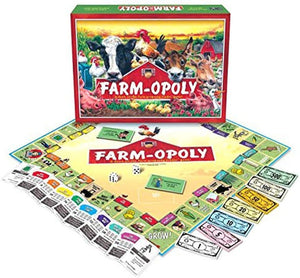 Farmopoly | The Life on the Farm Game
