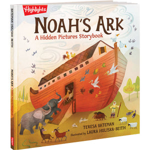 Highlights Noah's Ark Hidden Picture Book