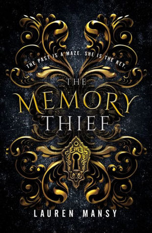 The Memory Thief | Lauren Mansy