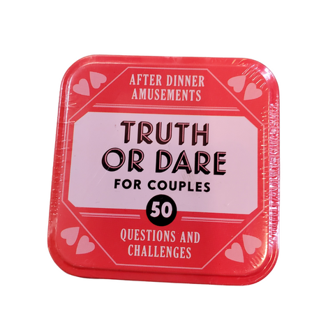 Truth or Dare For Couples