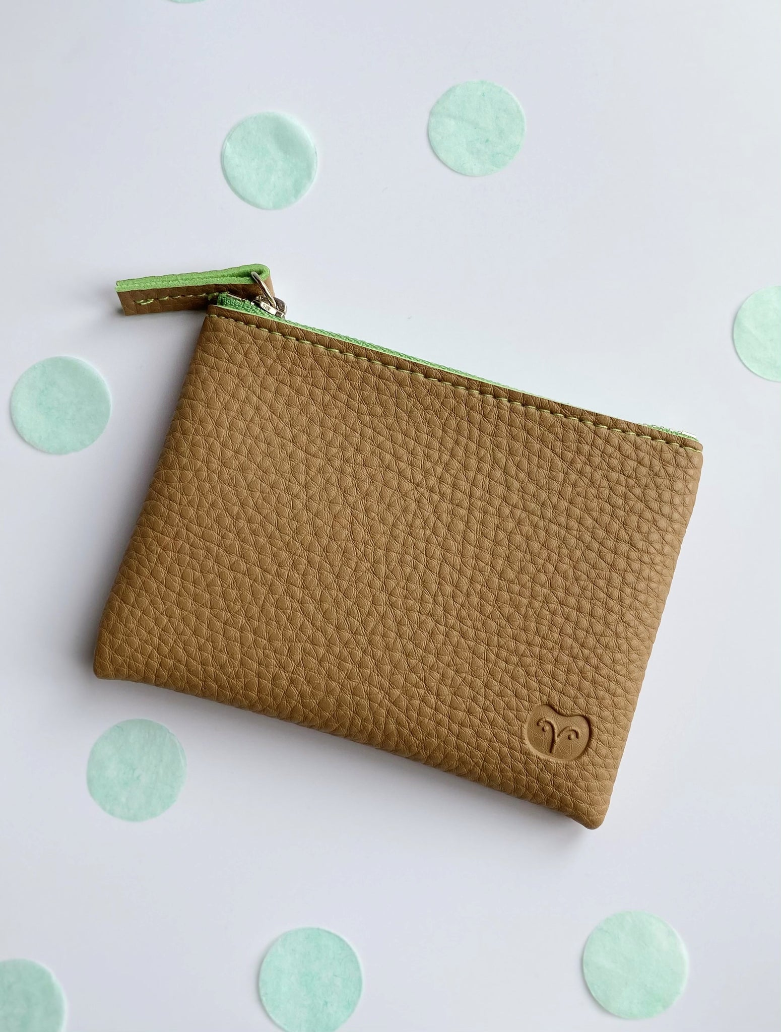 Goodeehoo Coin Purse - Sandy Beige