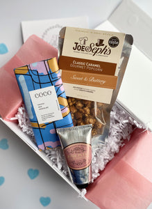 The 'Treats for Mum' Box - Pink Edit