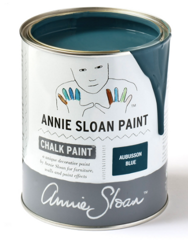 Annie Sloan Chalk Paint™ - Aubusson Blue