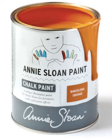 Annie Sloan Chalk Paint™ - Barcelona Orange