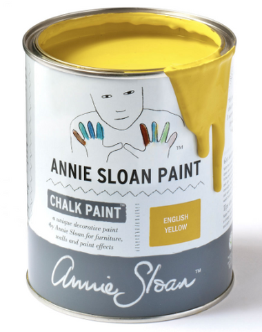 Annie Sloan Chalk Paint™ - English Yellow