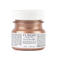 Fusion Mineral Paint - Rose Gold Metallic