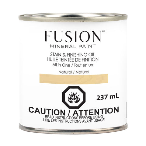 Fusion Mineral Paint - Stain & Finishing Oil