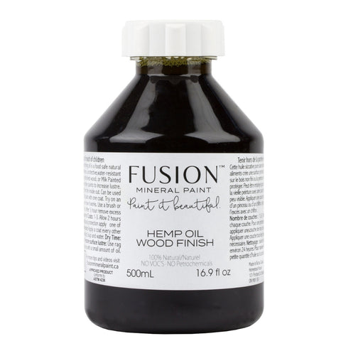 Fusion Mineral Paint - Hemp Oil - 500ml