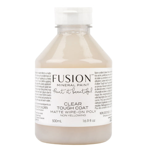 Fusion Mineral Paint - Tough Coat Matte - 500ml