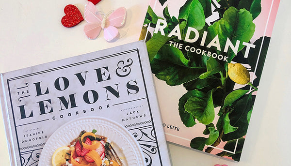 Recipes + Cookbooks For Hosting V-Day