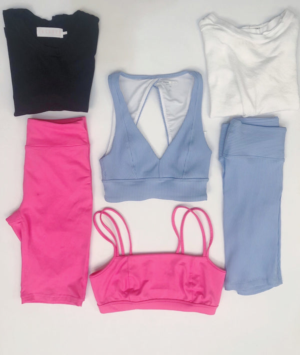 Our Gym Checklist: Workout Routine & Outfits