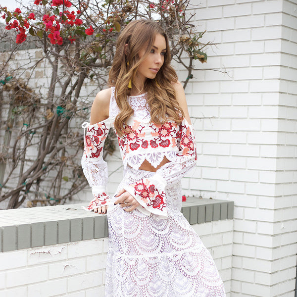 More Than Just A Fling: For Love & Lemons Spring 2016