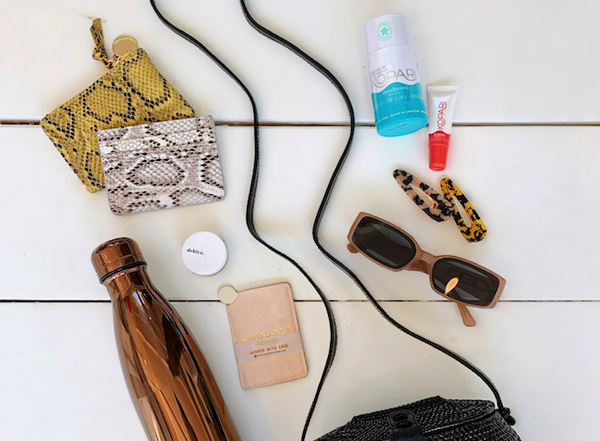 What's In Our Bag? September Edition