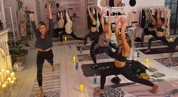 Event Recap: Wellness Yoga Event