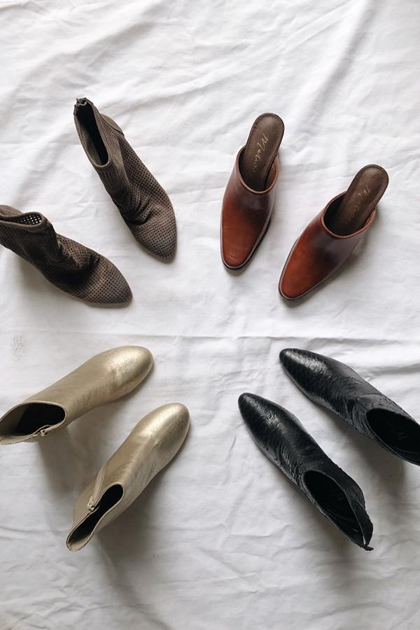 Our Favorite Fall Footwear
