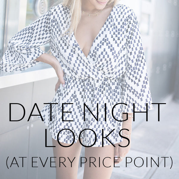 Date Night Looks At Every Price Point
