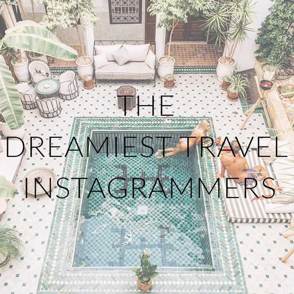 The Dreamiest Travel Instagram Accounts
