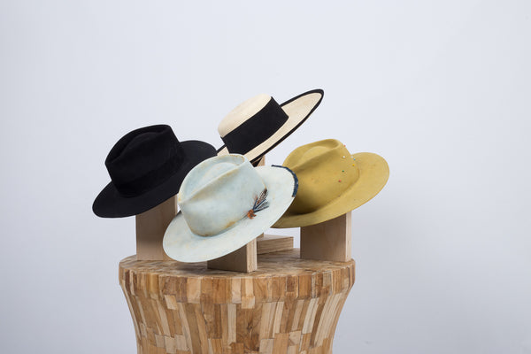 Teressa Foglia: Custom Made Hats