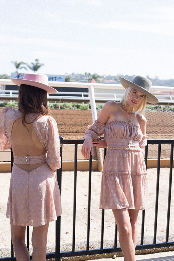 WHAT TO WEAR TO OPENING DAY AT THE DEL MAR RACES 2017