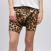 leopard shorts, one teaspoon, womens festival fashion
