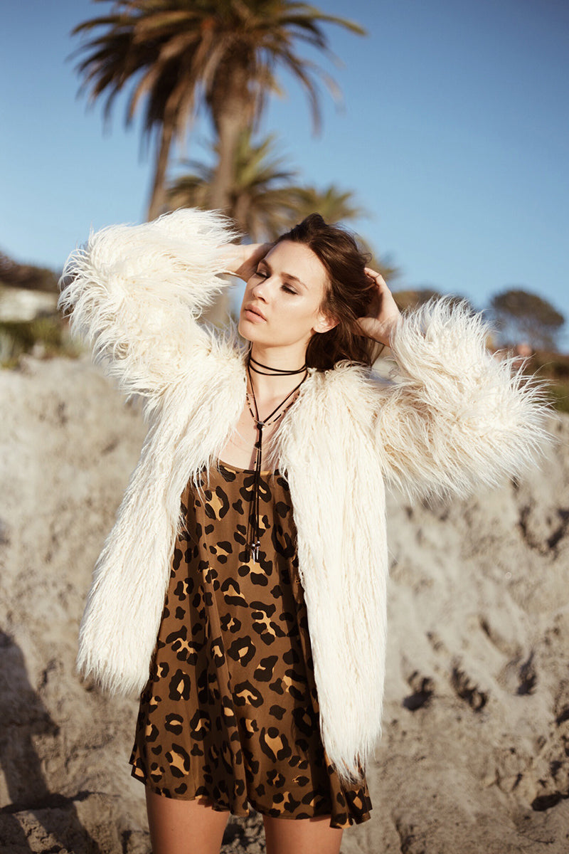 Show My Your Mumu Bohemia Fur, Bella Dress