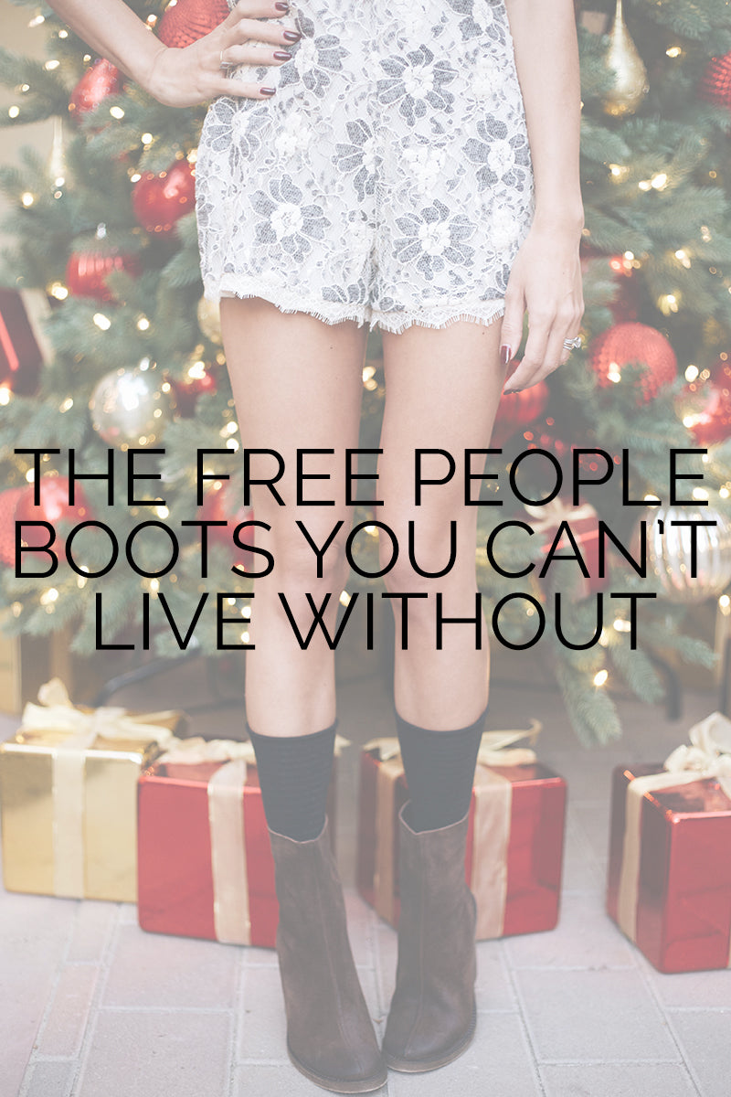 Free People Boots, Marquis Heel Boot