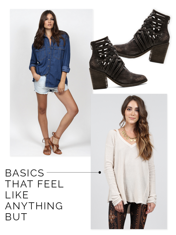 free people boots sweater denim fall trends 2015