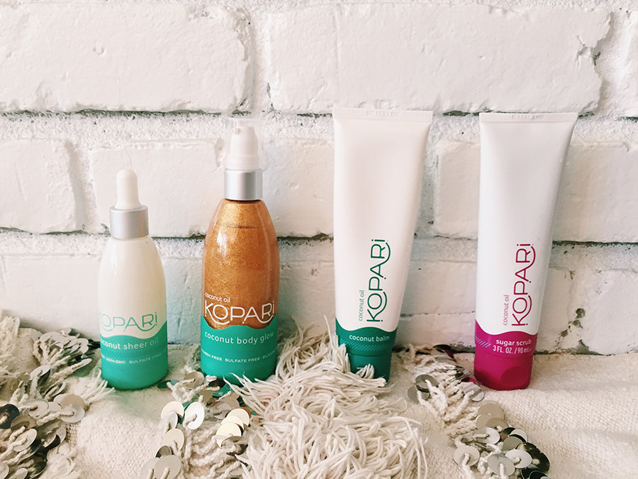 Kopari Beauty Coconut Oils