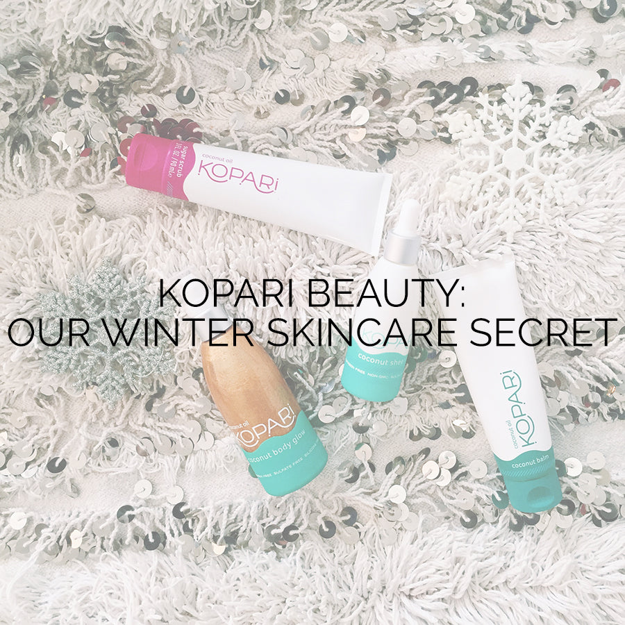 KOpari Beauty Winter Skincare Secret