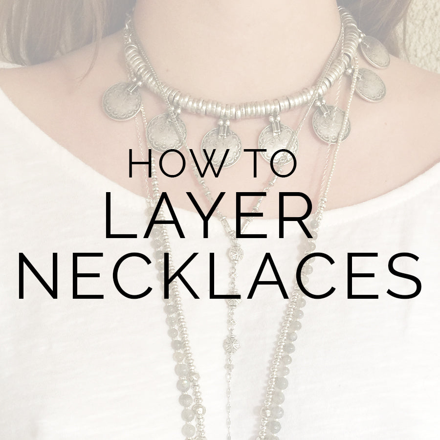 Child Of Wild Necklaces Layering