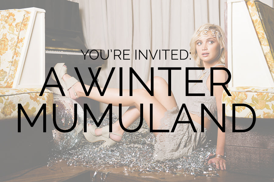 Show Me Your Mumu Holiday Party