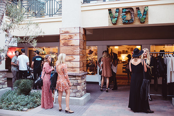 shop van de vort cleobella fall launch