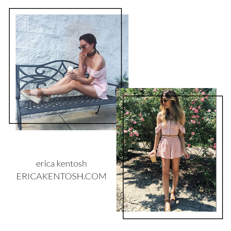 Erica Kentosh Blogger