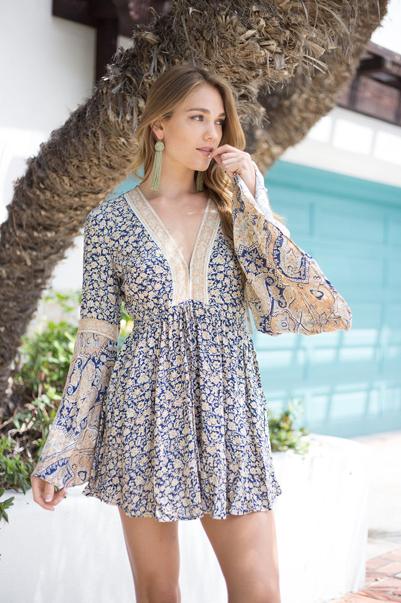 Free People Once Upon A Summer Floral Romper