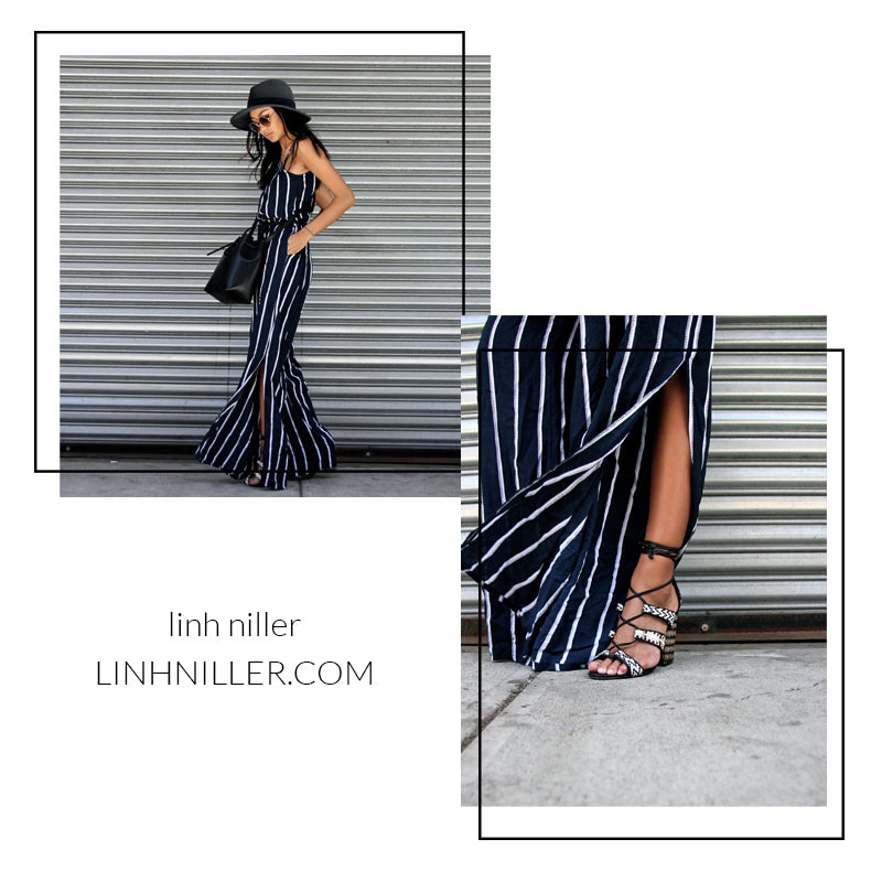 Linh niller, NYC Style blogger
