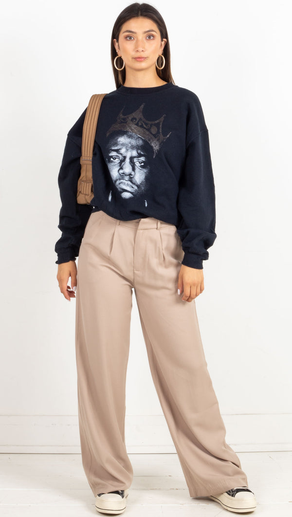 Biggie Sweatshirt - Black