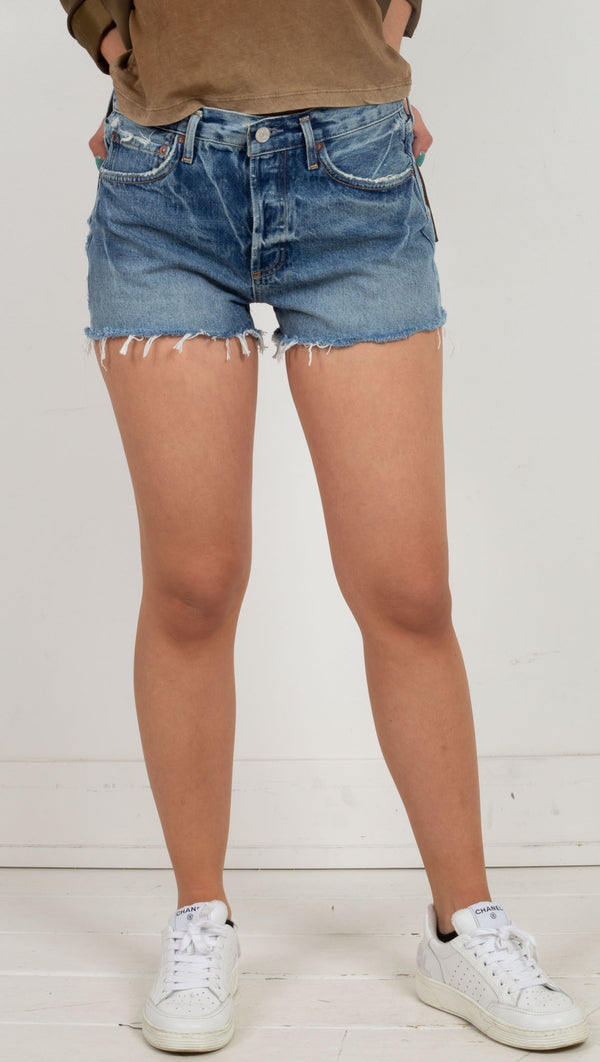 Parker Vintage Cut Off Short - Swapmeet Dark