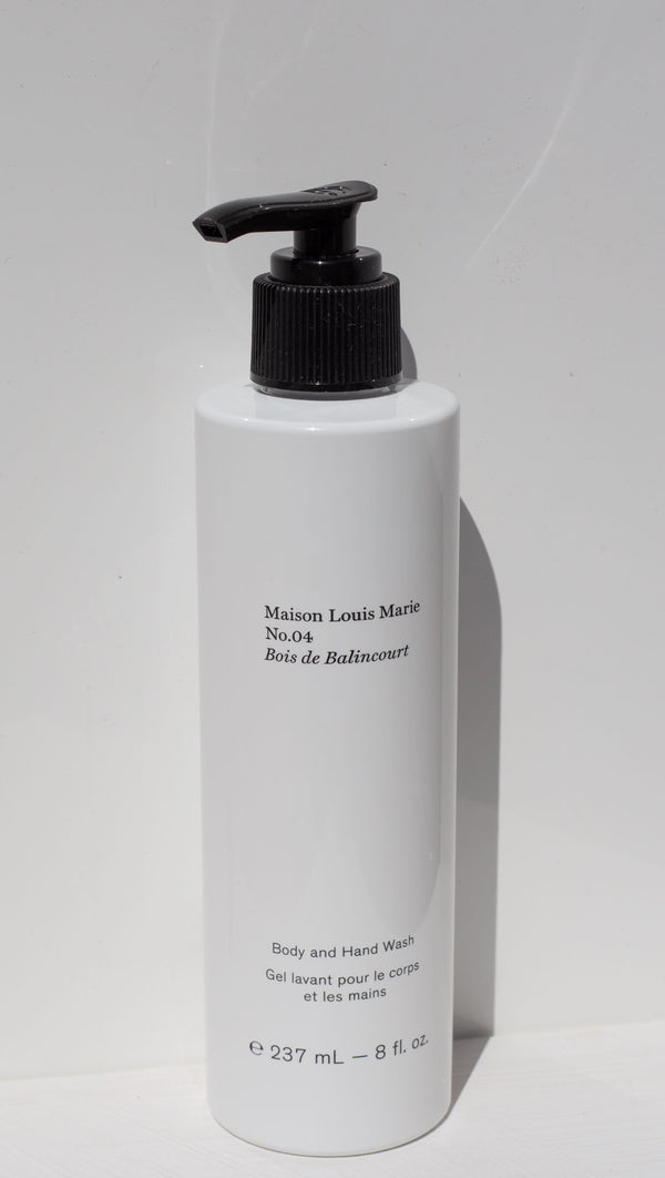 Body/Hand Wash - No. 04 Bois de Balincourt