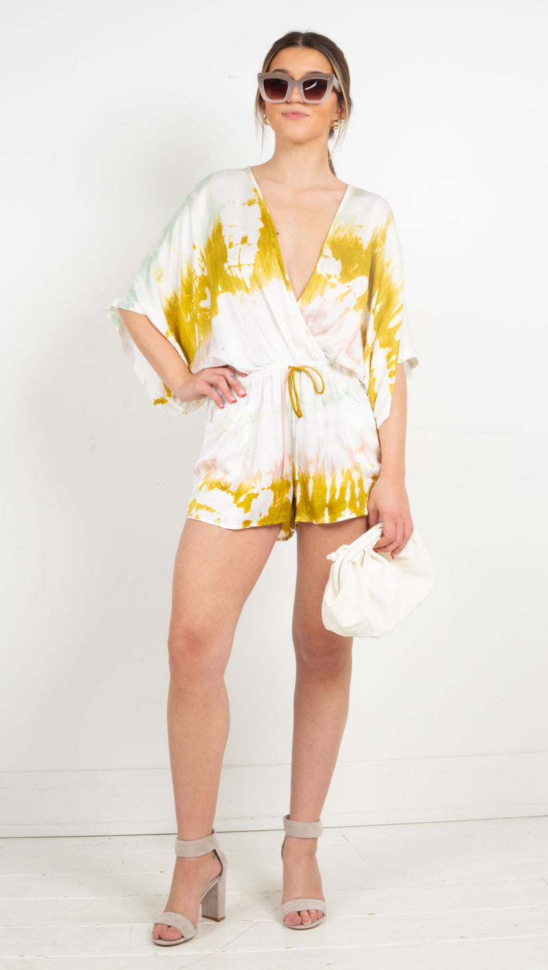Ashby Romper - Willow