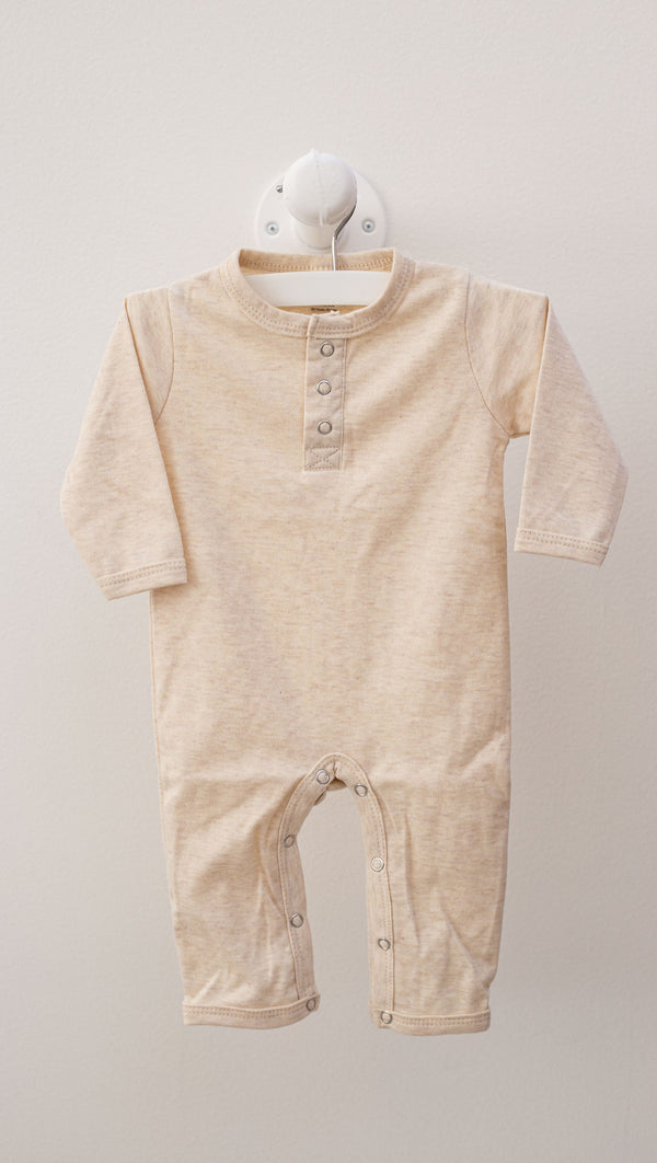 VDV Mini Oatmeal Kids Jumpsuit
