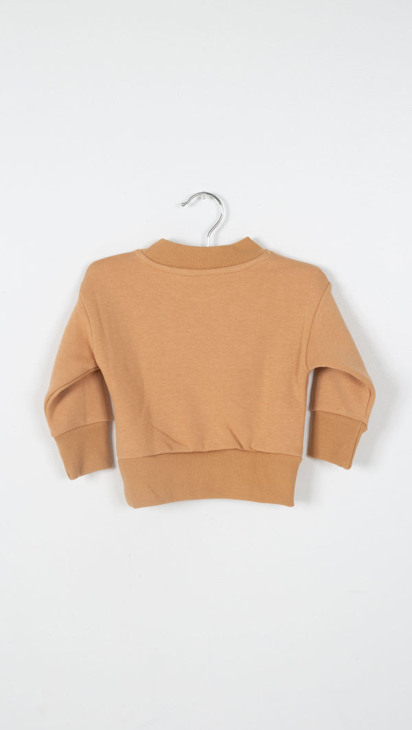 Cozy Sweatshirt - Toast