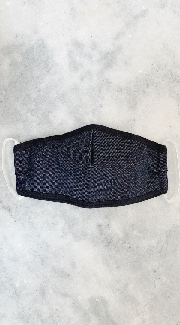 Skova Reusable Washable Denim Face Mask