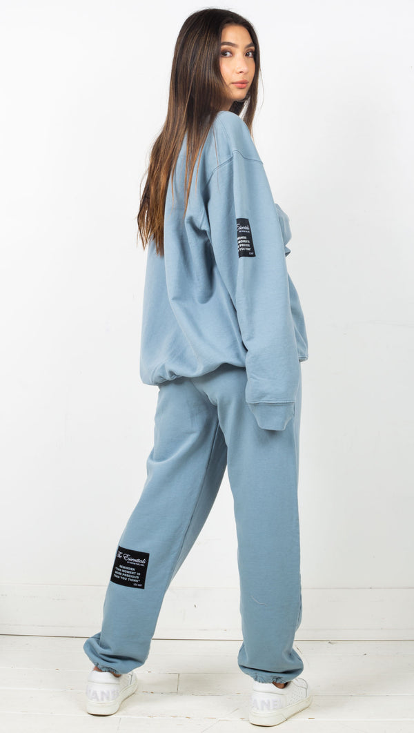Mayfair blue sweatpants
