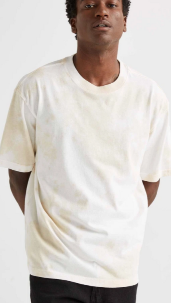 Men's Relaxed Tee - Cloud Wash