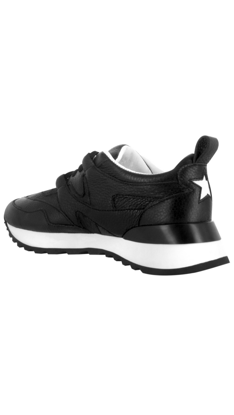 Emilio Sneakers - Ebony