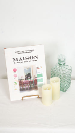 maison parisian chic at home book